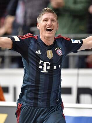 Schweinsteiger é um dos jogadores mais queridos de toda história do Bayern de Munique