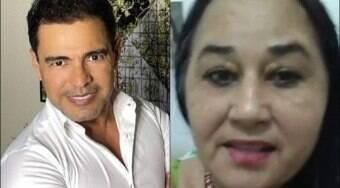Ex de Luciano Camargo diz que Zezé quebrou parte íntima
