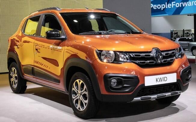 Renault Kwid: dois meses seguidos de boas vendas e um desempenho superior até ao do Polo