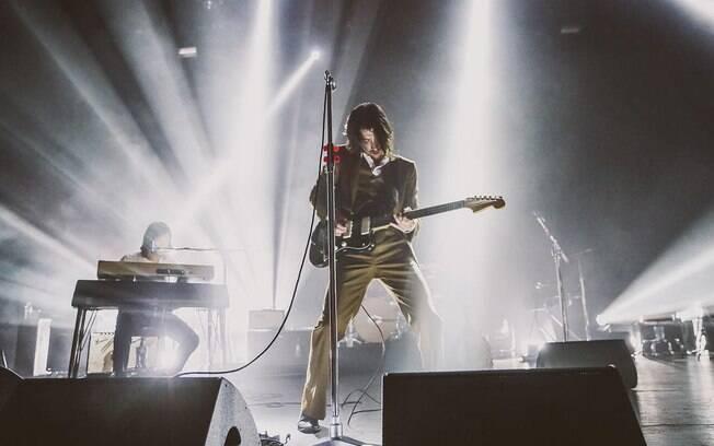 """Depois de cinco anos sem álbum, a banda lançou em 2018 o """"Tranquility Base Hotel & Casino"""""""