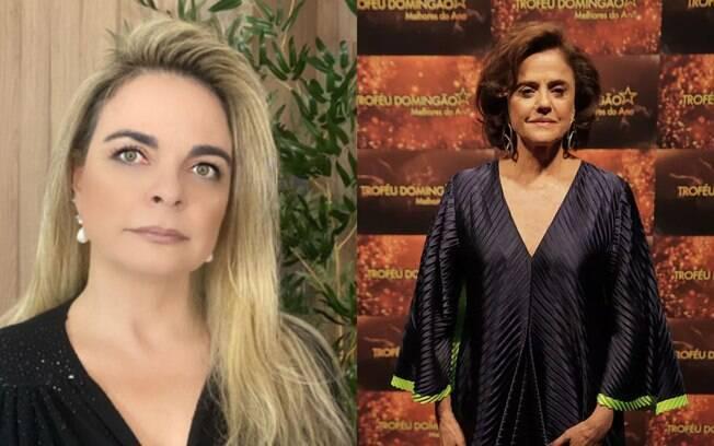 Liliane Ventura e Marieta Severo