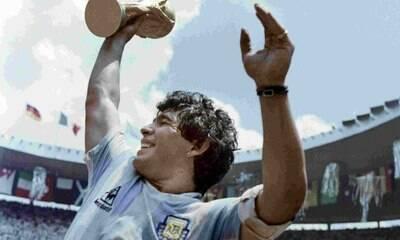 Família de Maradona é contra série documental: 'Seus ratos'