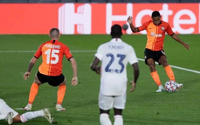 Shakhtar Donetsk x Real Madrid