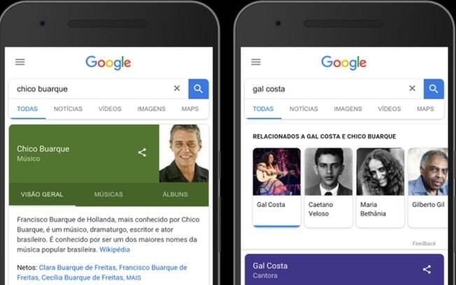 Novo algoritmo do Google criado no Brasil vai relacionar buscas temáticas feitas em sequência