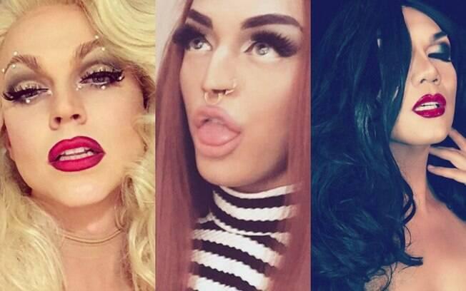 Conheça as drag queens cantoras tão sexys quanto Pabllo Vittar