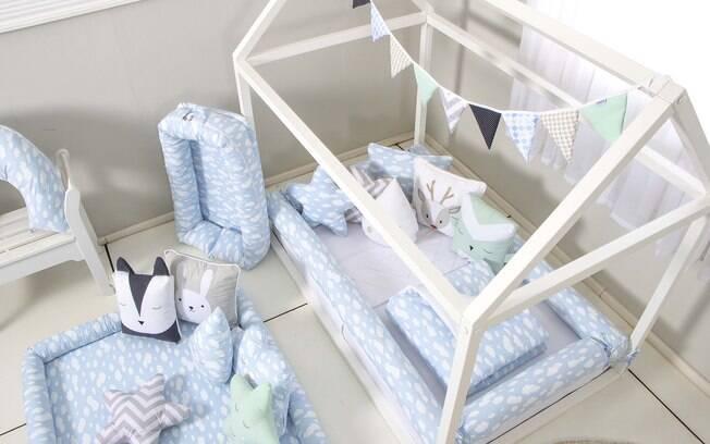Alguns cuidados são necessários ao pesquisar como montar um quarto montessoriano para evitar riscos à criança