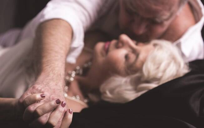 A insatisfação sexual diminui quando as mulheres passam dos 80 anos, de acordo com estudo