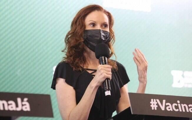 Microbiologista Natália Pasternak