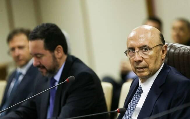 Ministros Henrique Meirelles e Dyogo Oliveira se reuniram com senadores e representantes de federações da indústria