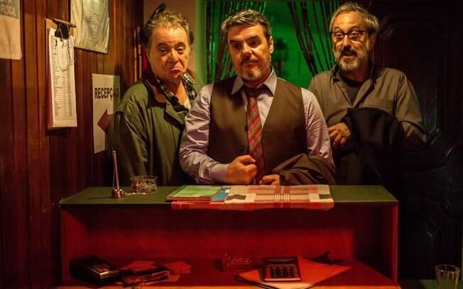 """por Tony Ramos, Cassio Gabus Mendes e Ary França estrelam """"45 do Segundo Tempo"""""""