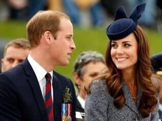 Príncipe William e a duquesa de Cambridge, Kate Middleton, pretendem homenagear Lady Di
