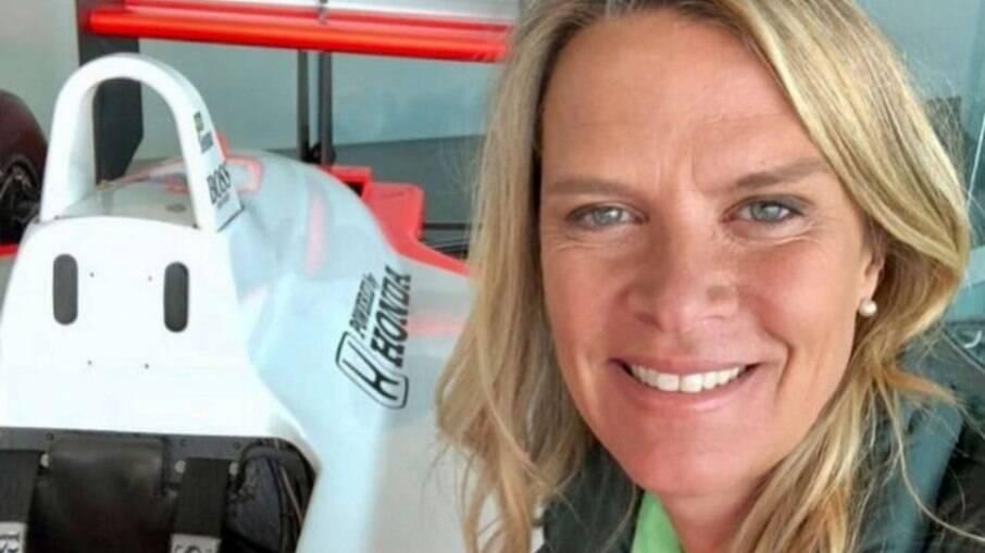 Mariana Becker cobre a Fórmula 1 há 13 anos