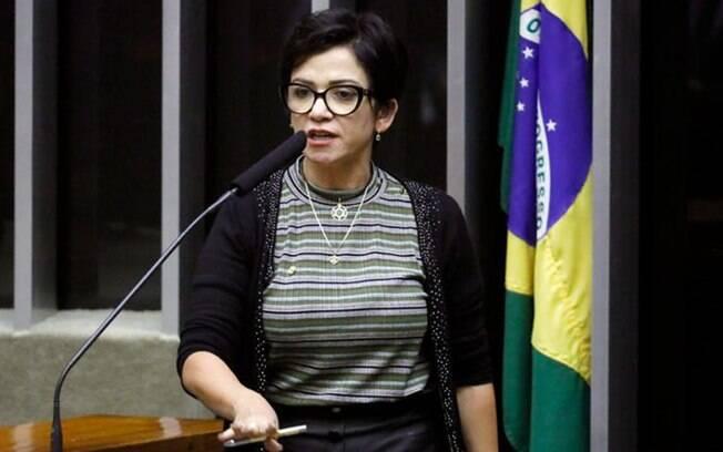 Deputada federal Alê Silva (PSL-MG)