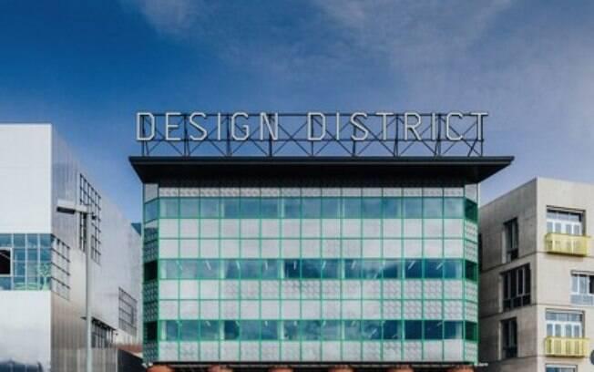 Design District, uma nova sede permanente para os setores criativos, é inaugurado em Greenwich Peninsula, Londres