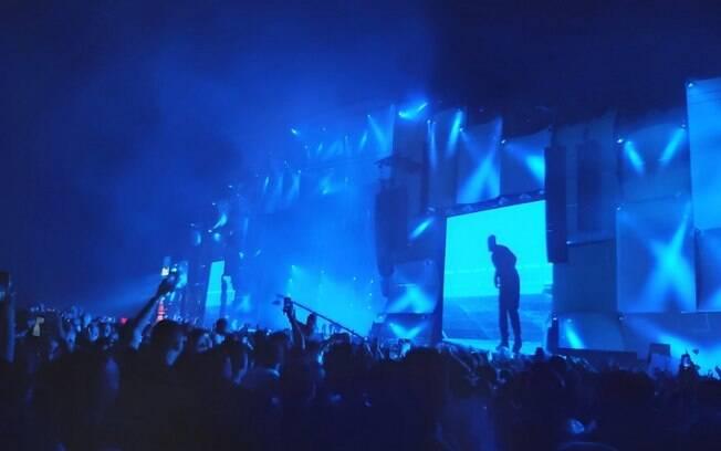 Show de Drake no Rock in Rio gerou polêmica