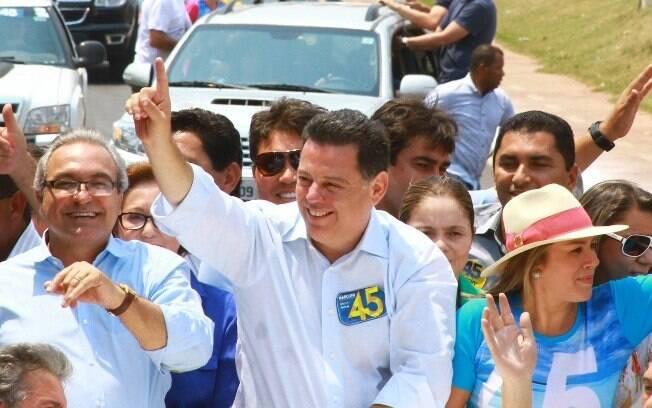 Marconi Perillo, do PSDB, é investigado pela Operação Cash Delivery, mas não deve ser preso porque é candidato