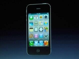 iPhone 4S, que ainda não tem data para chegar ao Brasil, já vem com iOS 5