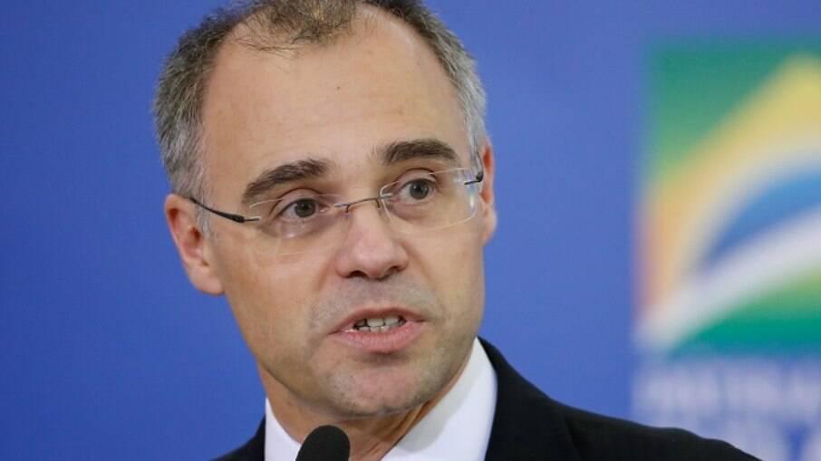 André Mendonça, ministro da Advocacia-Geral da União (AGU)