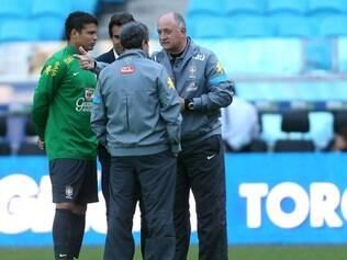 Thiago Silva confia em boa participação do Brasil na Copa das Confederações