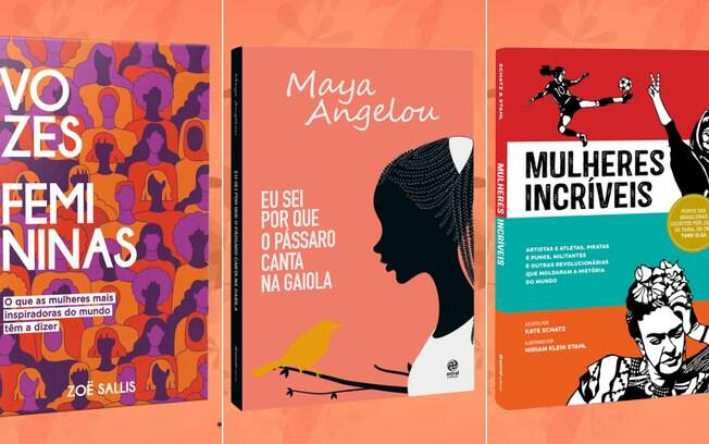 Dia da Mulher: Confira uma seleção de livros necessários e impactantes