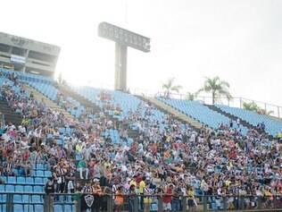 Mais de três mil torcedores acompanharam o treino do Galo