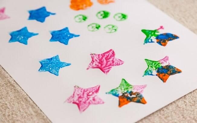 Suficiente 12 técnicas de pintura para crianças - Filhos - iG DP06