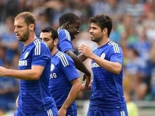 Diego Costa deu uma arrancada genial para marcar um belo gol de placa