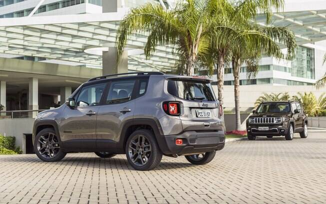 Jeep Renegade: o SUV mais vendido do Brasil em 2019 parte de R$ 79.990, mas 70% de suas vendas são para frotistas