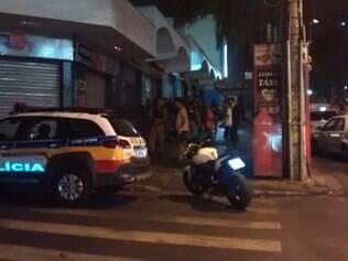 Crime aconteceu na Via Expressa, no bairro Coração Eucarístico, na região Noroeste de BH