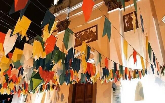 Festa Junina no Rio de Janeiro