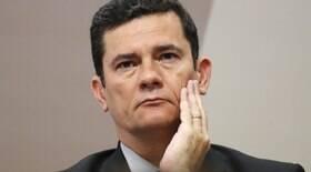 Ex-ministro Sergio Moro é o plano B de João Doria para 2022