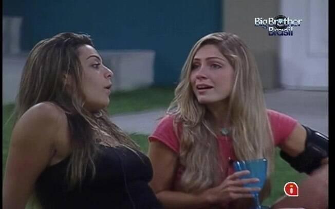 Mineira acha que Fael vencerá o programa