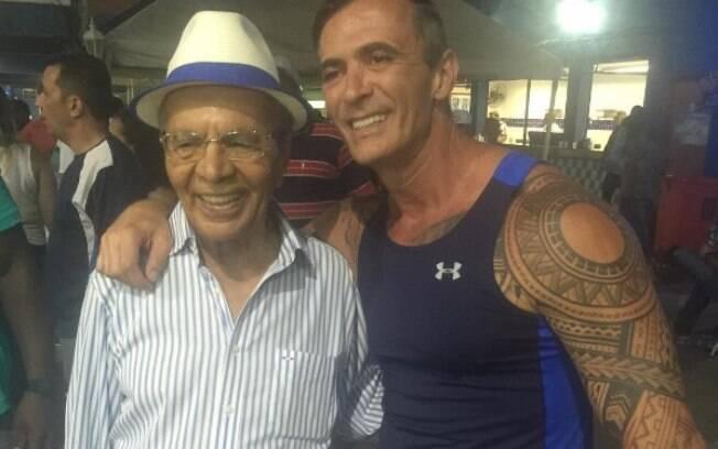 Paulo Barros completará o seu segundo carnaval na Portela em 2017