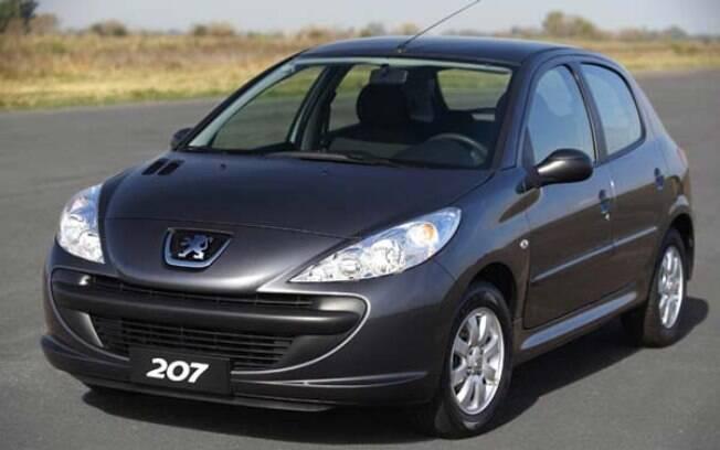 O Peugeot 207 era vendido há oito anos, com 35% de suas unidades com problemas entre o seminovos mais defeituosos