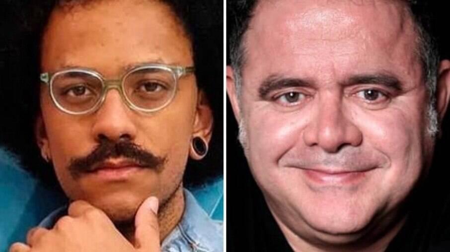 João Luiz Pedrosa e Leo Jaime