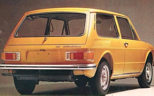 VW Brasilia: um dos símbolos dos projetos da marca desenvolvidos, projetados e fabricados no Brasil