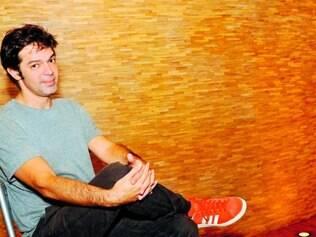 Encontro. Mazzeo ressalta encontro com o diretor Luis Felipe Sá como decisivo para sua participação