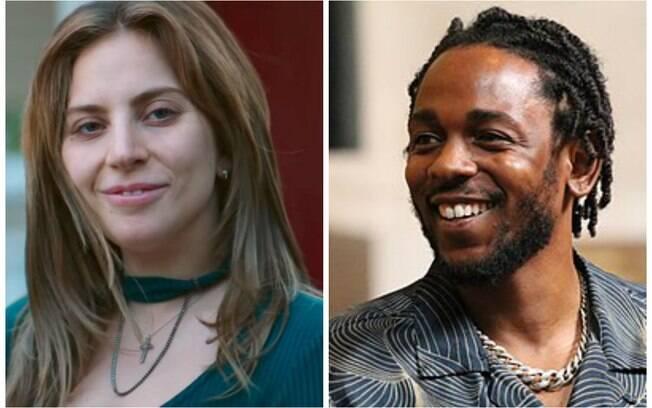 Pré-indicados ao Oscar serão divulgados nessa segunda-feira (17) e lista mais concorrida tem Lady gaga e Kendrick Lamar