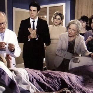 Pilar é operada às pressas e Jacques não permite que Félix acompanhe a cirurgia