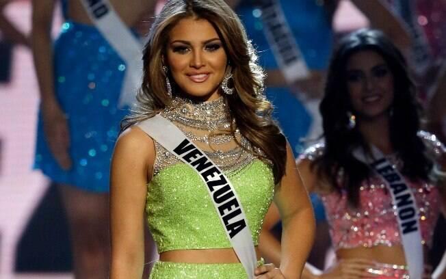 Miss Universo . Foto: AP