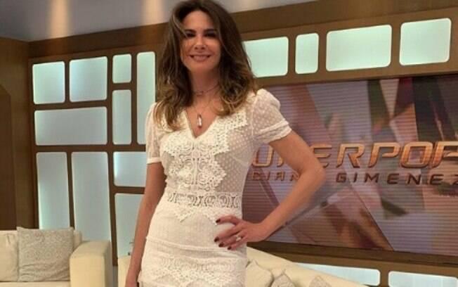 Luciana Gimenez se divorciou no ano passado