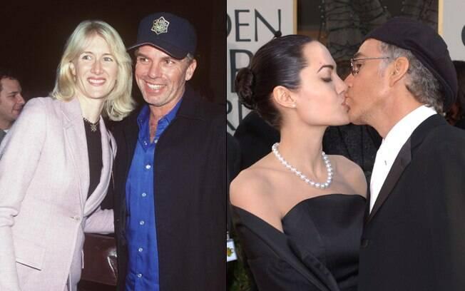 Billy Bob Thorton desfez o noivado com Laura Dern para ficar com Jolie