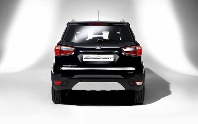 Ford EcoSport dos EUA não terá estepe na traseira