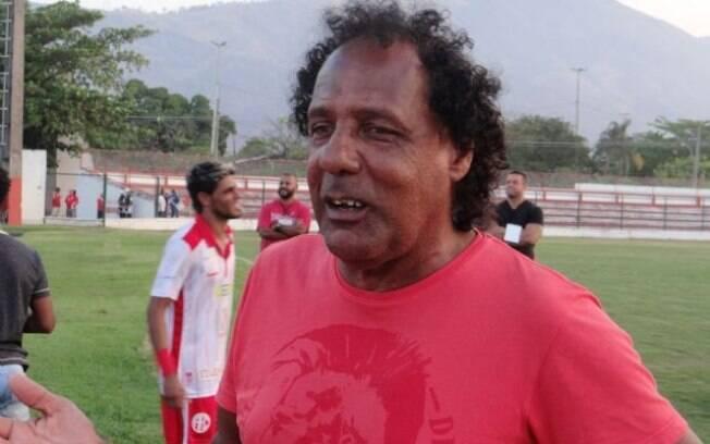 Luisinho era treinador do América-RJ