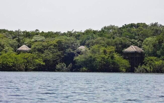 Se hospedar em hotéis dentro da selva amazônica é uma ótima opção para os aventureiros