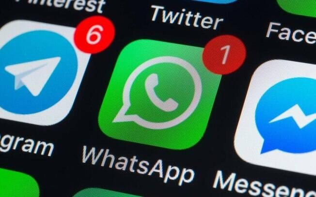 WhatsApp e Telegram tinham contas espionadas