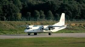 Avião militar cai e mata seis pessoas na Rússia