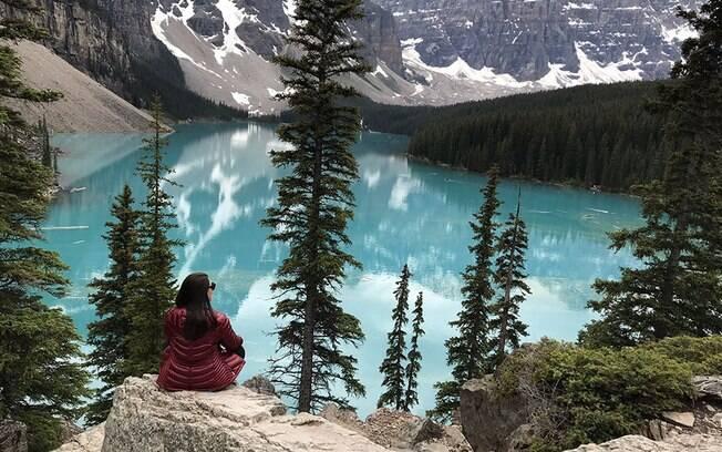 Nathalia Tosto já conheceu 43 países e tem um trabalho considerado dos sonhos, ela dá dicas de viagens em seu blog