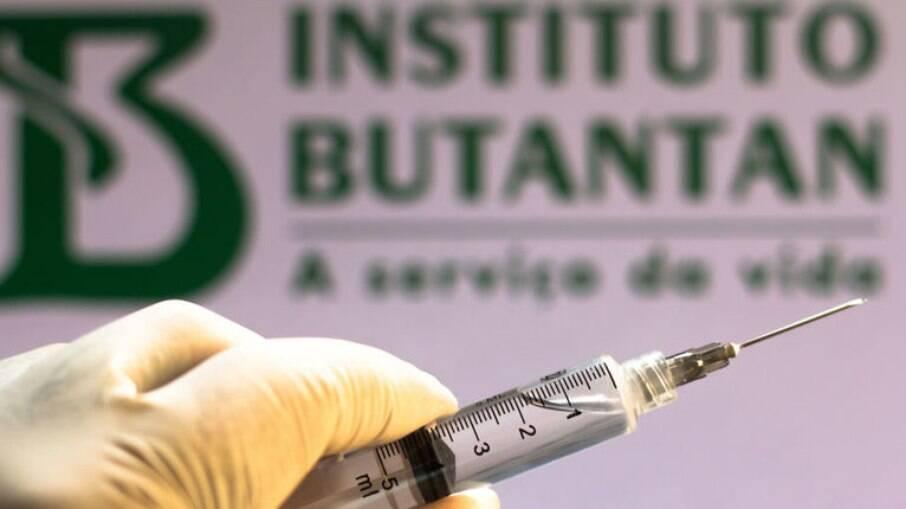 Vacina do Butantan (Coronavac)