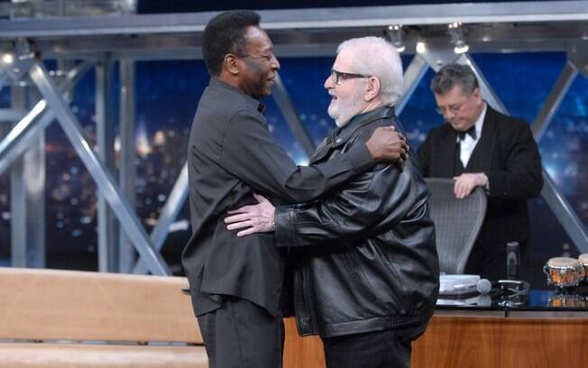Pelé e Jô Soares: entrevista especial será exibida na próxima sexta (11)